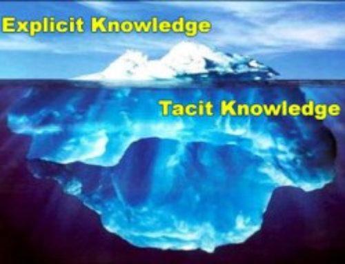 Herramientas para aflorar el conocimiento implícito